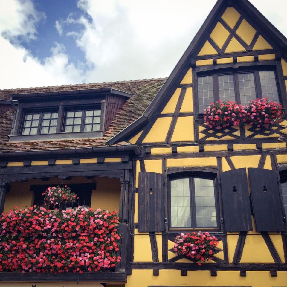 MissKittenheel Alsace Itterswiller babyblue Gingham Check Dress LindyBop Colette 07