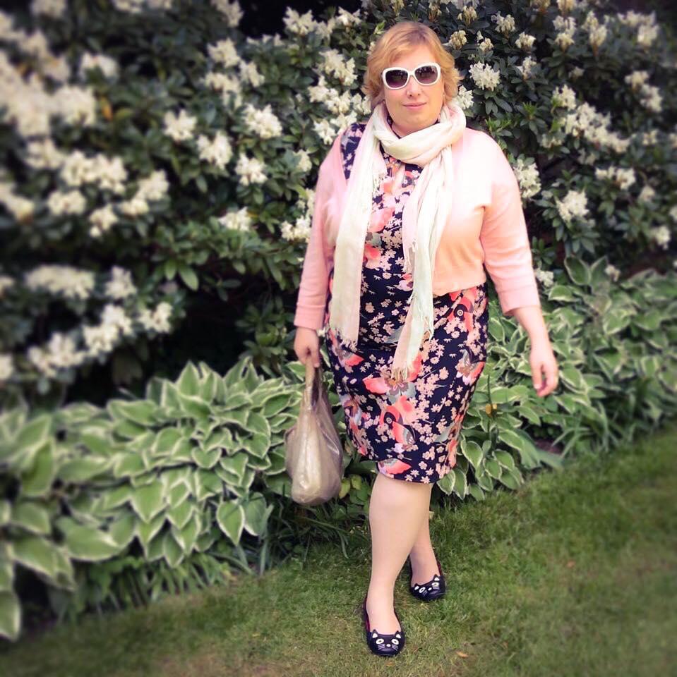 misskittenheel vintage plussize sheego annascholz kimono dress 02