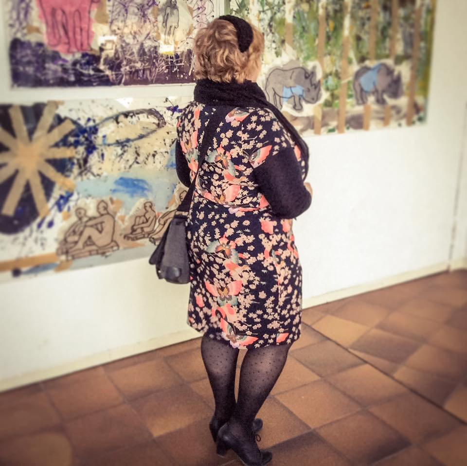 misskittenheel vintage plussize sheego annascholz kimono dress 05